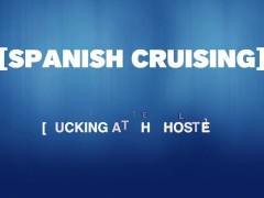 Spanish Cruising - pounding At Tthis stud Hostel