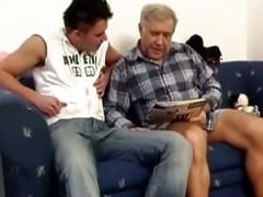 Silverdad  homosexual Porn