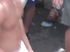 Bourbon Street men UNLOADED - Scene 2