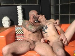 juicy dad Lds - Drew Sebastian & Jaxon Ryder