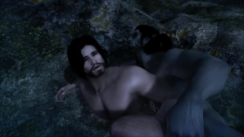 Jon Snow (Game Of Thrones) Visits Skyrim For Some dude Love