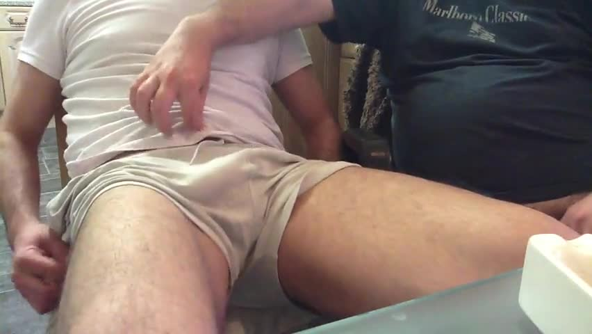 I Had Loads Of enjoyment Playing With this dude's Bulge And swallowing his masshole ive dick. head-sex Starts At Around 5 Mins