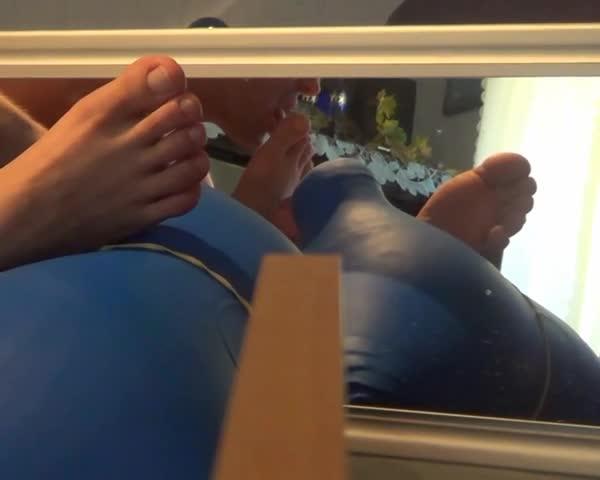 My ass And Feet