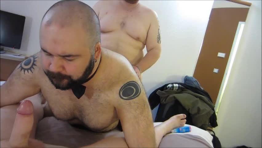 Jcub, The Irresistible Danish Bear Returns For Some more 3 Way enjoyguyst. heaps Of sucking, pounding And love juice leakping niceness.