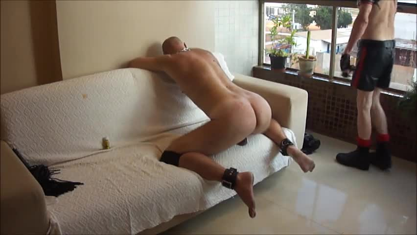 bondfellow FELIPE , Discoveqring How horny It Is To Be Spanked