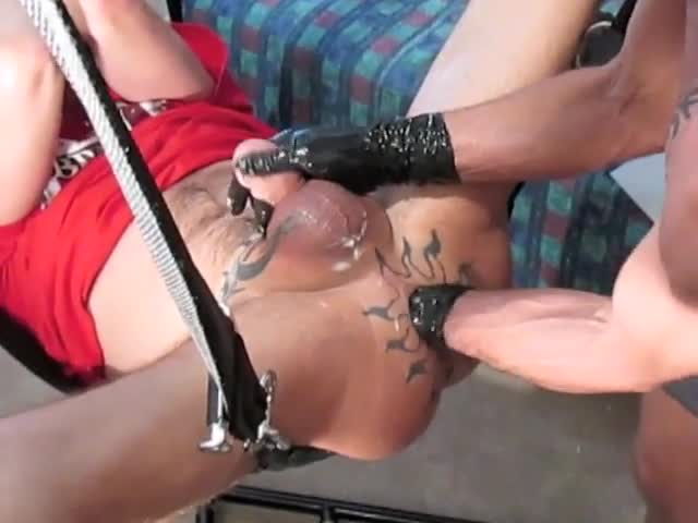 I finally got to his Place Since he Got his Sling.