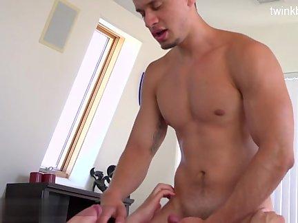 attractive fellow teaching Sex