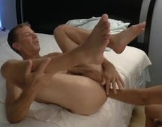 This Waperture Scene Is Me Fisting My Own Personal Bottom. This Is The First Time he is Taking A Fist In his Life. So I got to Be The First One To Des