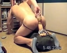 From An mature Webwebcam Show With friends. I Had a lot of a bit of butt Experience At The Time, But That massive sex-toy Was A challenge. It Still Is
