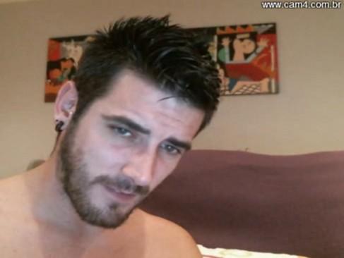 Casal Faz Sexo oral Na Webcam.