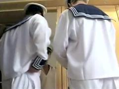 Navy Threeway nakedbackers