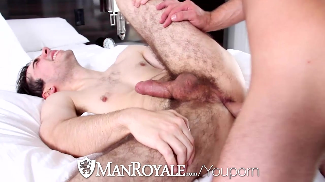 HD - dudeRoyale Soccer boy Takes humongous penis In his horny Virgin aperture