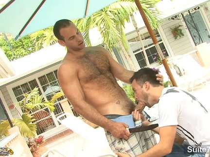 Married dude get banged On The daybed By A gay