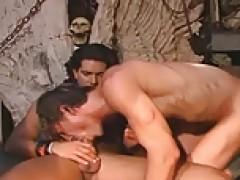 Mexican Luchadores's orgy