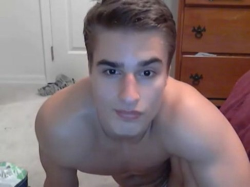 Fingering howdys good a-hole On webcam - studshomosexualvid