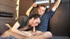 Restrained And Drained - Scene 1 - Factory episode