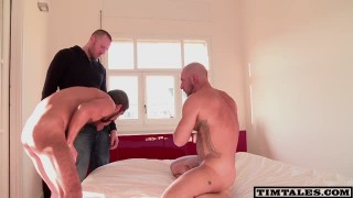 Othi And Aitor Crash In A Great homosexual Scene