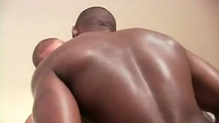muscular black guys For Sex between homosexuals