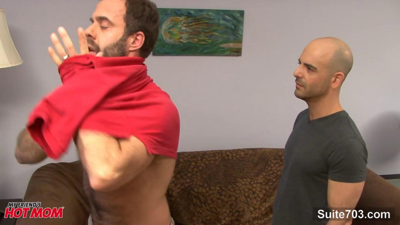 fine Married boy gets plowed By A gay