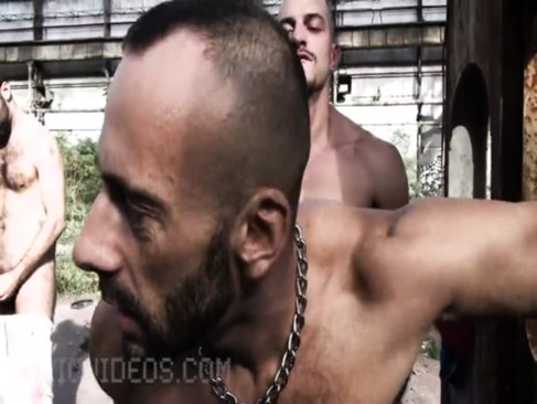 tons of cum From these hairy bangers-exposedback