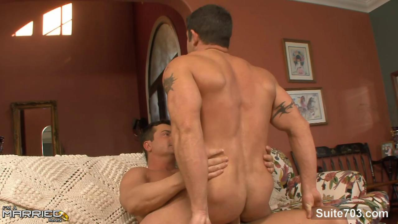 fine Bodied Married guy receives banged By A lustful gay