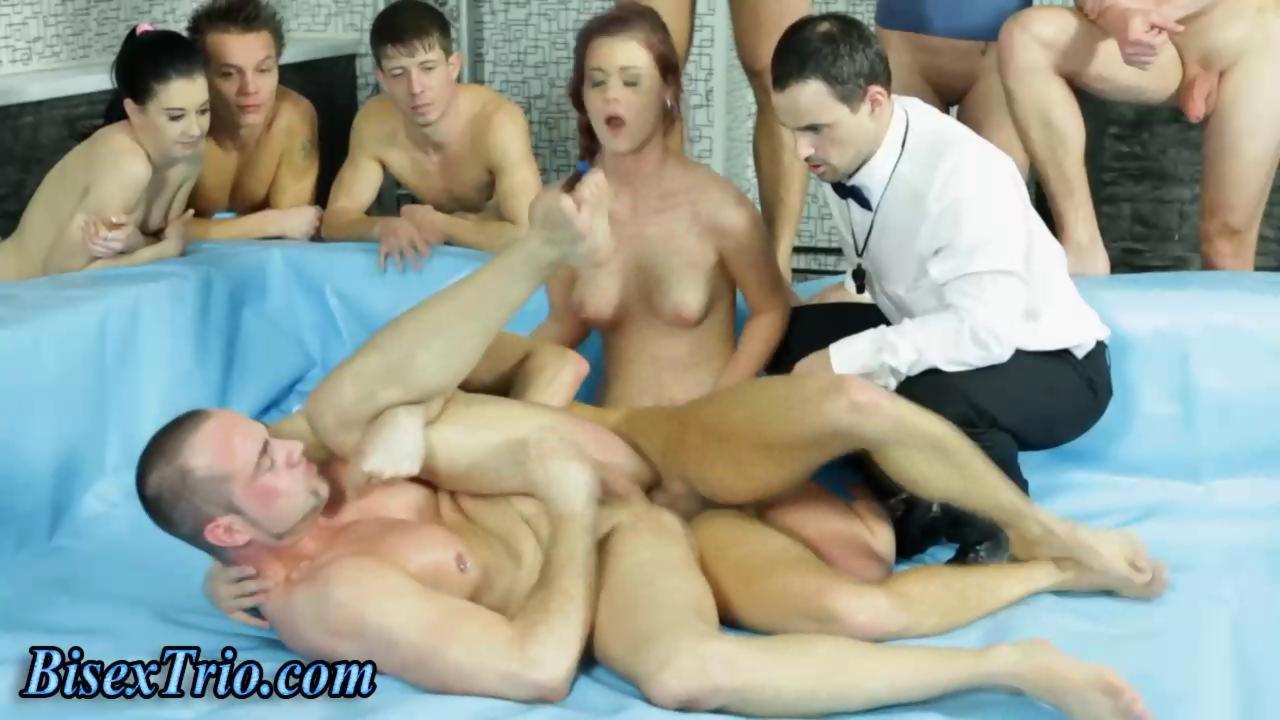 bi-sexual fuck And facual cumshots For The gay Faces