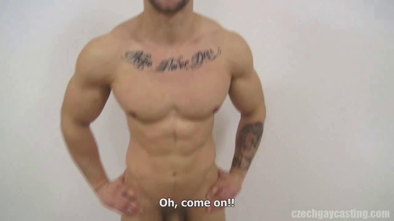 CZECH homo CASTING ONDRA