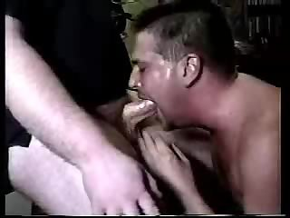 guy sucking POV cock Till goo flow