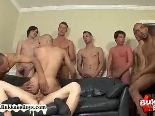 filthy Bukkake Sessions For wicked homo