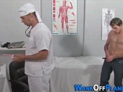 black Doctor Sucked Off