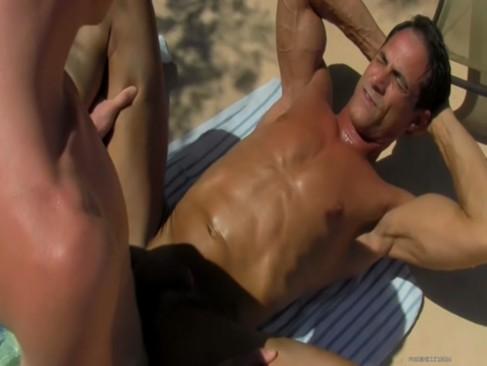 Daddy Poolside Prick Loving - Stefan Nash