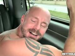 dilettante slamming A Tattooed Muscle guy