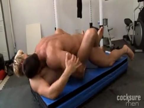 Zeb Se Folla A Brady En El Gym