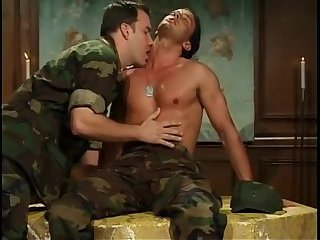 boys In Uniform engulfing & rimming