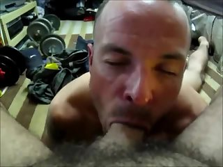 POV gets knob Sucked