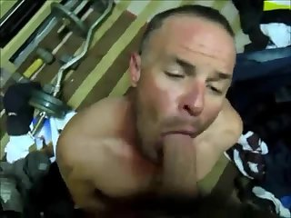 POV gets knob Sucked