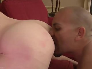Steamy Sex On couch