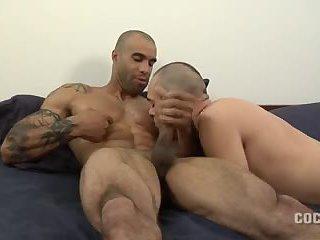 powerful Tattooed dudes banging