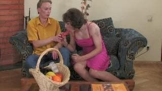 A homo boy Dressed As A Woman receives Sodomized