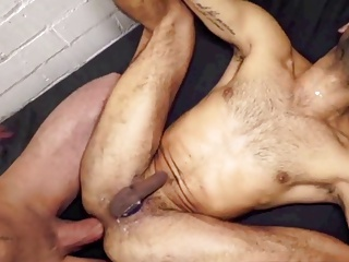 bushy Latino likes BWC (and A Face Full Of cum!)