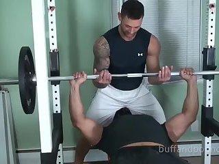 kinky Bodybuilders Steamy Action