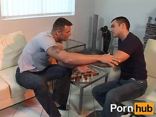 meaty homosexual males enjoy Sex