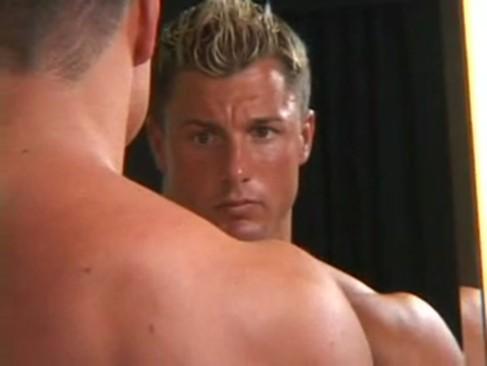beauty Muscle blonde