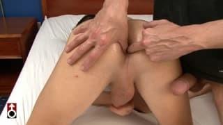 Scottie Brooks Has An Intimate Massage