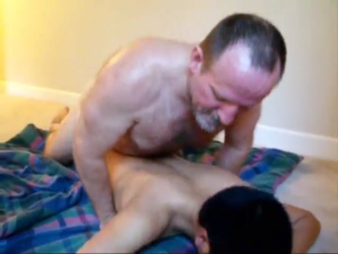 Daddy banging His lad deep In wazoo - greater quantity