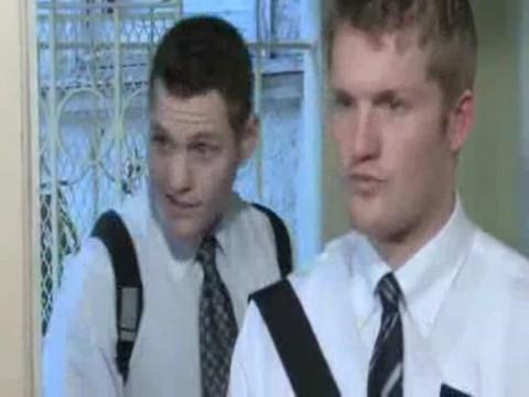 GayForIt.eu - Teaching A Mormon Missionar