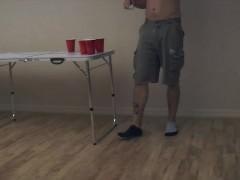 Beer Pong defiance