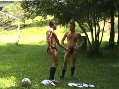 Futbol three - Scene 4
