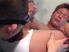 Kakudo Pt2 - sexy guys acquire nailed