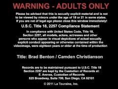 My Brother's tasty ally - Brad Benton And Camden Christianson